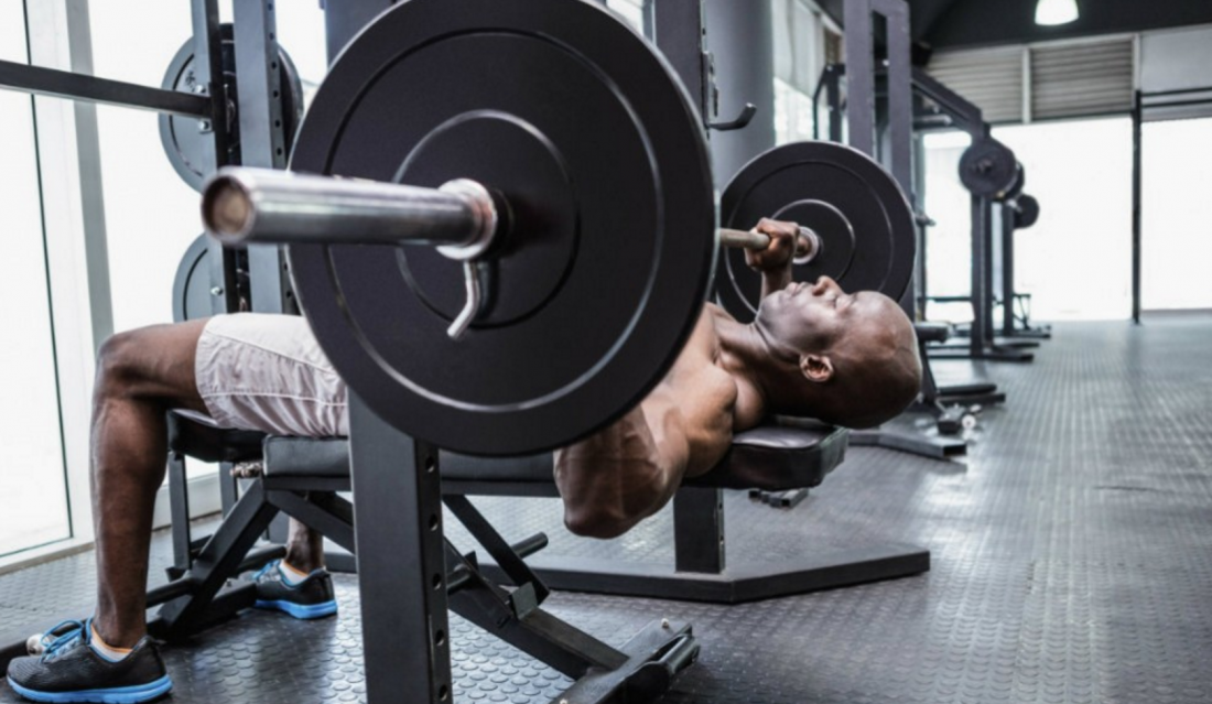 Jailhouse Strong | No frills training for strength and unarmed combat | Adam benShea | Josh Bryant | Blog | THE 3,6,9 CHEST-BLASTING TRI-SET | Muscle and Fitness