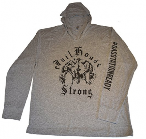 Jailhouse Strong | No frills training for strength and unarmed combat | Adam benShea | Josh Bryant | CLOTHING | Jailhouse Strong | Amazon Bestseller Strength Unarmed Combat Book | Jailhouse Strong Hoodie #GASSTATIONREADY