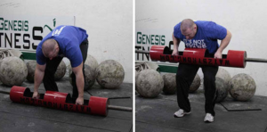 Jailhouse Strong | No frills training for strength and unarmed combat | Adam benShea | Josh Bryant | Blog | High-Intensity Interval Training: The Ultimate Guide | Log Lift