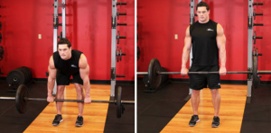 Jailhouse Strong | No frills training for strength and unarmed combat | Adam benShea | Josh Bryant | Blog | High-Intensity Interval Training: The Ultimate Guide | Romanian Deadlift