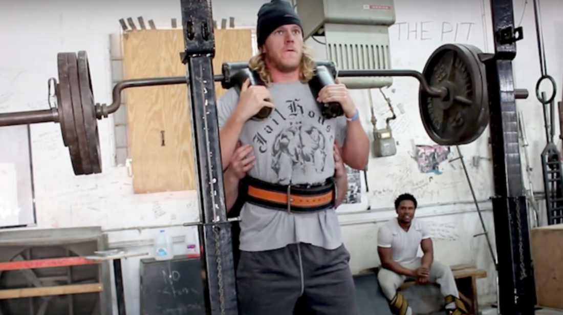 Jailhouse Strong | No frills training for strength and unarmed combat | Adam benShea | Josh Bryant | Blog | Noah Syndergaard's 100-Mph Heat is Fueled by Jailhouse Strong Workouts