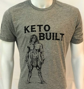Jailhouse Strong | No frills training for strength and unarmed combat | Adam benShea | Josh Bryant | CLOTHING | Jailhouse Strong | Amazon Bestseller Strength Unarmed Combat Book | Keto Built Tshirt